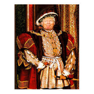 Image result for Images of Donald Trump as Henry VIII